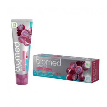 Biomed Зубная паста Укрепление эмали и снижение чувствительности sensitive 100г